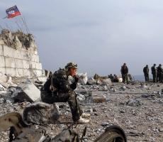 Украинские силовики попытались захватить позиции ополчения