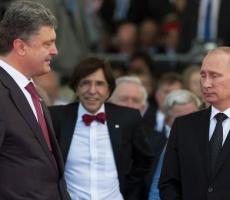 Порошенко захотел встретиться с Путиным