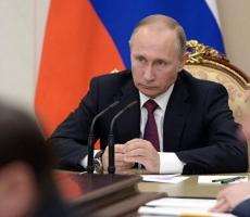 """Путин: люди доверяют """"Единой России"""" и правительству"""