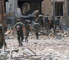 Исламисты активно наступают в Сирии