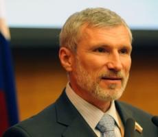 Алексей Журавлев: голос Родины зазвучит в Парламенте России