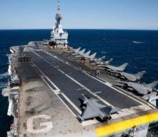 """Авианосец """"Шарль де Голль"""" готовит удары по ИГИЛ"""