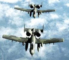 ВВС Израиля и Западных стран прикрывали наступление террористов