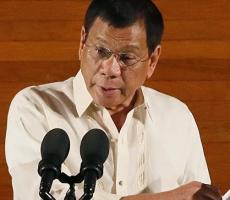Президент Филиппин считает себя похожим на Гитлера