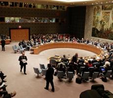 Россия стала во главе Совета Безопасности ООН