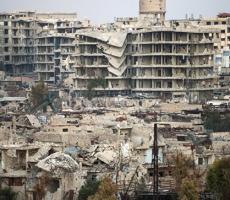 Посольство России в Дамаске было обстреляно боевиками