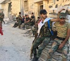 Сирийские оппозиционные войска начали репрессии против жителей Алеппо