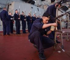 Российские ВМФ развернут постоянное место дислакации в сирийском Тартусе