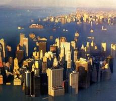 Нью-Йорк скоро уйдет под воду