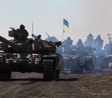 Украинские силовики стягивают войска к линии соприкосновения