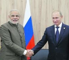 Путин прибыл на саммит БРИКС в Гоа