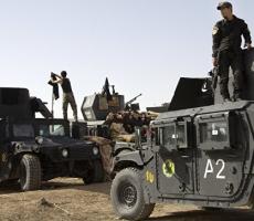 В Мосуле боевики подавили востание собственной полиции