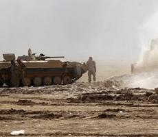 Боевики бегут из Мосула при поддержке США и Саудовской Аравии