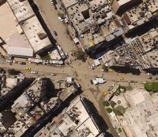 Боевики ИГ безоружные покидают Алеппо