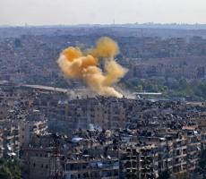 Евросоюз не принял санкции против России из-за Сирии