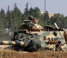 Противостояние турецкой армии и курдов на севере Сирии набирает обороты