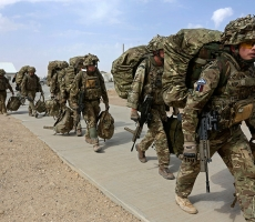 Британских военных разместят на приграничных территориях с Россией
