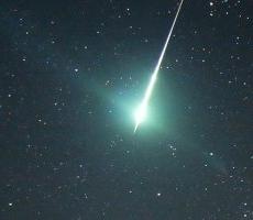 На Байкал обрушился метеорит. Видео