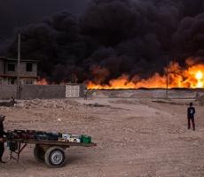 Массовые казни в иракском Мосуле продолжаются