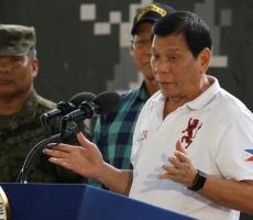 Филиппинский мэр и 9 его сподручных били ликвидированы полицией по приказу президента