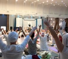 """В йога-студии """"Амарант"""", состоялся семинар: """"освобождение от зависимого поведения"""""""
