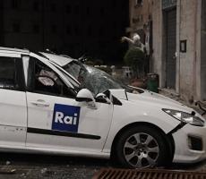 Италию поразило сильнейшее землетрясение