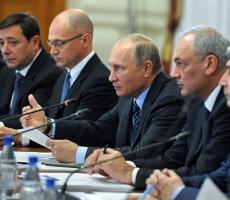 Путин поддержал идею закона о российской нации