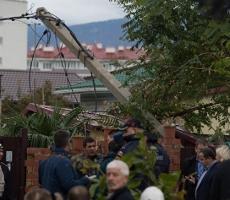 В разбившемся вертолете в Сочи катались туристы из Москвы