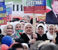 После выступления Кадырова, Путин поручил рассмотреть увеличение финансирования Северного Кавказа