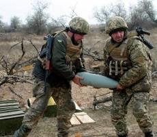 Силовики за один вечер выпустили по территории ДНР 230 снарядов
