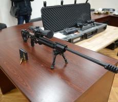 Российские спецслужбы снабдят новыми винтовками