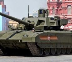 """Британская разведка восхитилась российским танком Т-14 """"Армата"""""""
