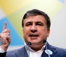 Саакашвили ушел в отставку с поста губернатора
