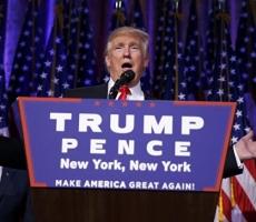 """Трамп будут обновлять """"американскую мечту"""""""