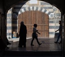 Исторический центр Дамаска обстрелян террористами