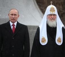 Патриарху Кириллу исполнилось 70 лет
