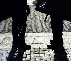 В Киеве произошел теракт у здания администрации