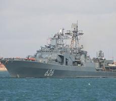 Российские моряки спасли украинское судно