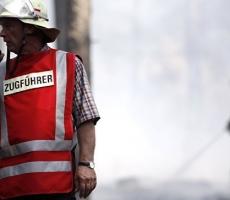 В Германии неизвестные подожгли здание ОБСЕ где проходил саммит