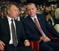 Путин и Эрдоган обсудили вопрос свержения Асада