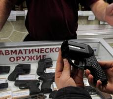 """Россия поставляет США пистолеты """"Оса"""""""
