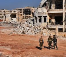 Сирийская оппозиция ведет переговоры с Россией