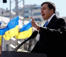 Саакашвили предпринял отчаянную попытку ограбить украинский народ