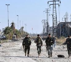 Боевики в Восточном Алеппо капитулируют