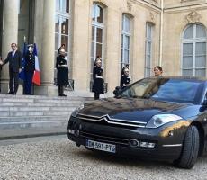 Встреча Олланда и Патриарха Кирилла успешно состоялась