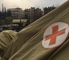 Боевики при обстреле российского военного госпиталя в Алеппо имели точные координаты его нахождения