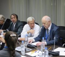 Формула дружбы московское совещание по Программе инновационного сотрудничества стран СНГ прошло в рамках 25-летнего юбилея Содружества