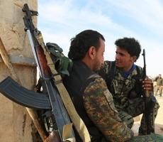 Сирийские элитные части освобождают Ракку от боевиков