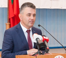 Вадим Красносельский избран новым лидером Приднестровья
