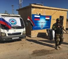 Российская военная полиция была введена в Алеппо